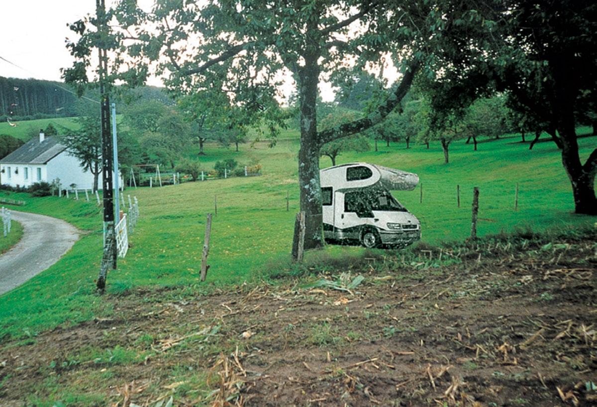 Aire camping-car à Izé (53160) - Photo 1